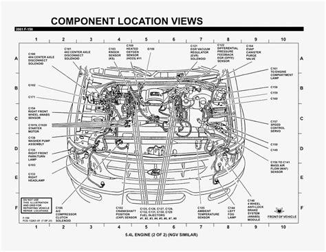 ford part diagrams ford f250 engine diagram wiring diagram with description