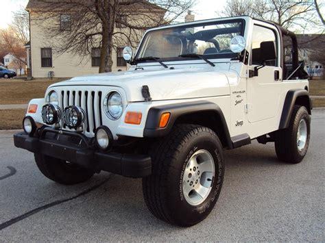 2002 Jeep Wrangler Mpg Highland Motors Chicago Schaumburg Il Used Cars