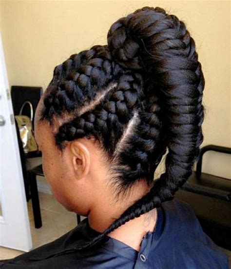 show me pictures of extensions french braids black people here 40 inspiring exles of goddess braids