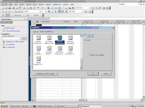 microsoft project 2007 templates ms project 2007 templates from microsoft project