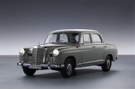 Standartenhalter Auto by Tradition 60 Jahre Mercedes 180 190 Ponton W120