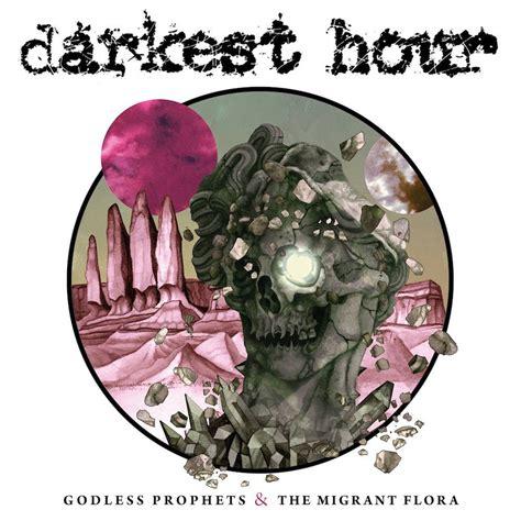 darkest hour queens ny darkest hour new album godless prophet the migrant flora