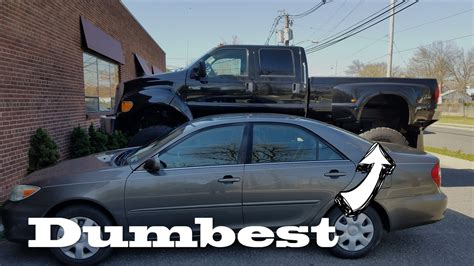 second car ever made 2nd dumbest vehicle ever made introducing stupid truck