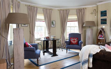 home and interiors scotland dornoch project mingles riviera chic with highland