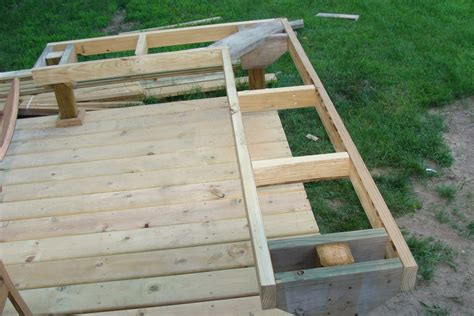 building deck benches plans for bench railing joy studio design gallery best