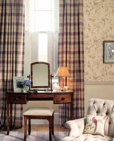 laura ashley check curtains 1000 images about country elegance collection on