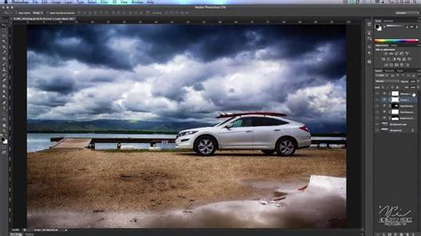 tutorial photoshop cs6 hdr pseudo hdr tutorial in photoshop cs6 hdr efex pro youtube