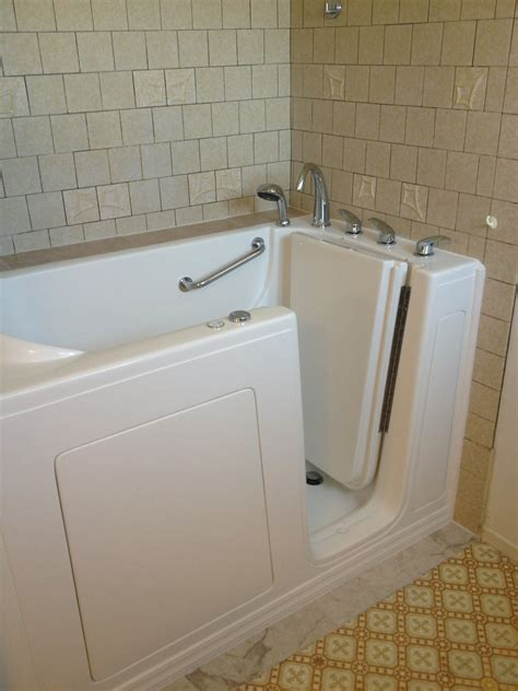 walk in bathtub installation orlando walk in tub installation