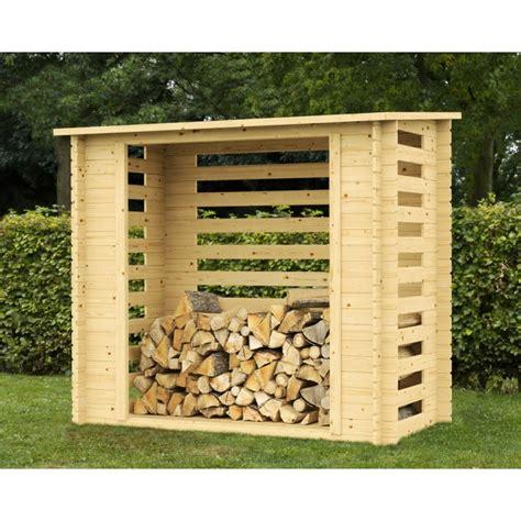 tettoia legnaia riparo tetto legno giardino esterno porta