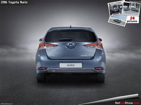 toyota auris 2016 model 2016 toyota auris pictures information and specs auto