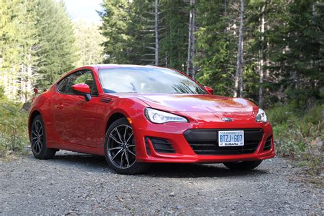black subaru brz 2017 2017 subaru brz review autoguide com news