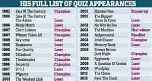 film quiz daily mail britain s biggest quiz addict david st john from cannock