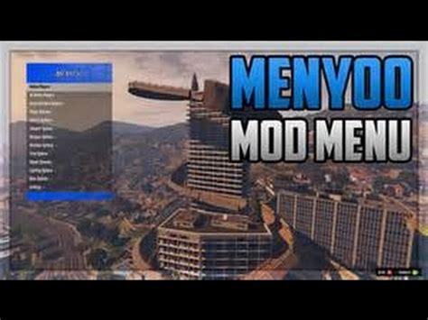 how to install menyoo mod menu/trainer gta 5 youtube