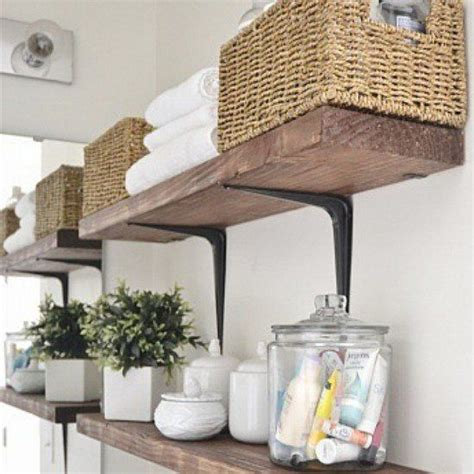 Building Bathroom Shelves 17 Best Ideas About Laundry Shelves On Pinterest Laundry Room Shelves Laundry Room Shelving