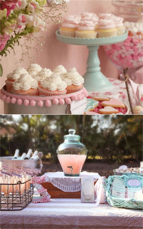 bridal shower zoe s shabby chic bridal shower trueblu bridesmaid resource for bridal shower and