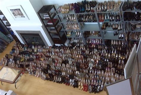 Dion Shoe Closet by Sue Running Myphd In Stilettos Proud To Sod Shoe Obsession Disorder