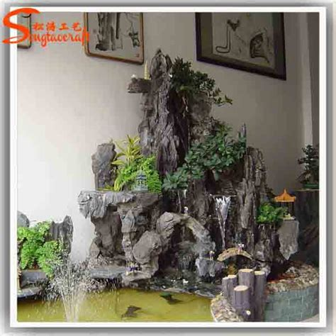 Indoor Waterfall Home Decor Bargains On Water Fountains For Home Decor Artificial Rock Waterfall Indoor Fountains