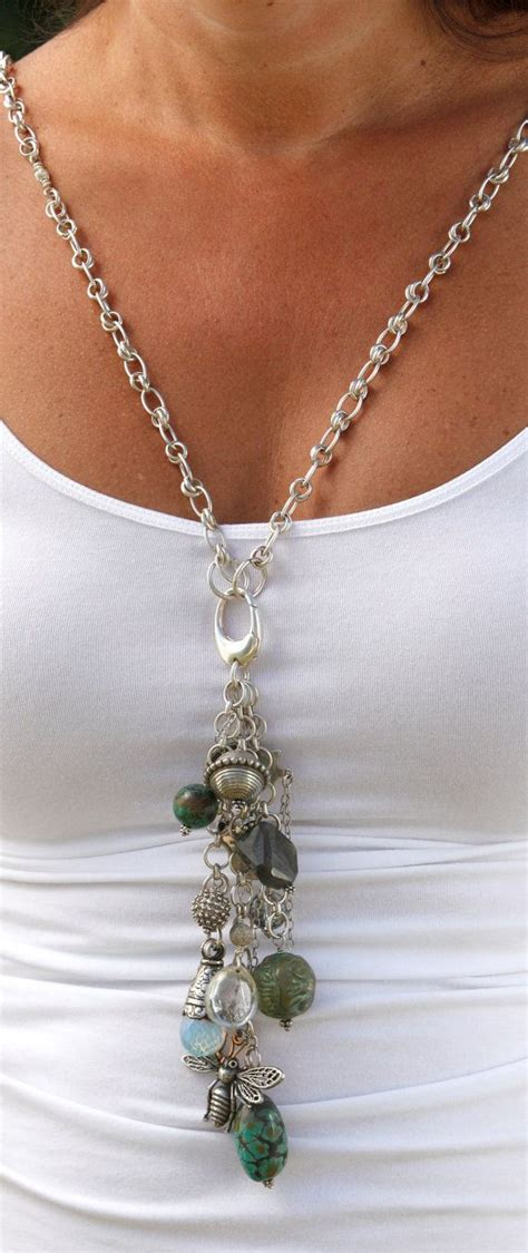 necklace ideas with necklace beadstuff lobster clasp