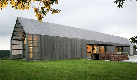 6 barns converted into beautiful new homes the barn house by buro ii architects inhabitat