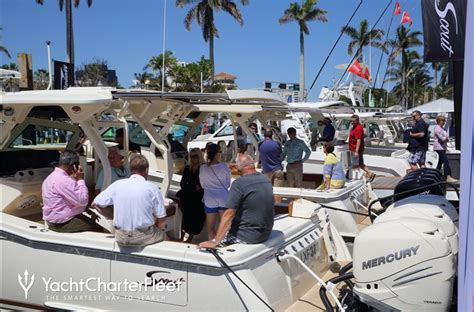 palm beach boat show attendance palm beach boat show 2018 draws to a close yacht charter