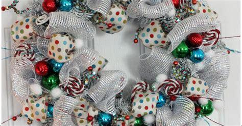 whimsical christmas wreath hometalk