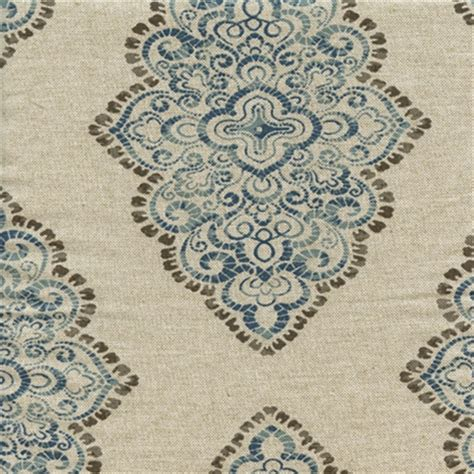 drapery fabric by the bolt monroe cadet blue linen by premier prints drapery fabric