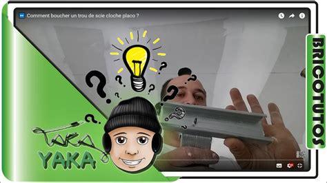 Comment Boucher Un Trou Au Plafond by Comment Boucher Un Trou De Chemin 233 E Au Plafond Et On
