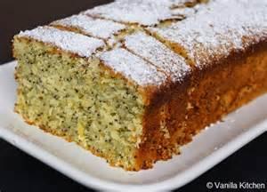 kuchen mohn no plain vanilla kitchen backzeit zitronen mohn kuchen