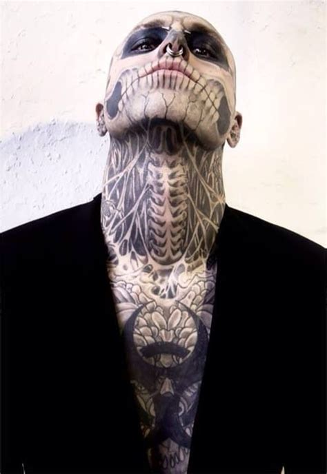 skeleton man tattoo skull neck skeleton favorite guys