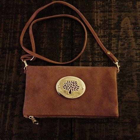 Mulberry For Giles Clutch Bag As Seen On Macdonald At Mojo Awards by Replica Mulberry Clutch Bag With Detachable Never