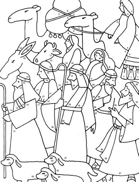 lds coloring pages of family lehi s family leaving jerusalem reading chart 30 days