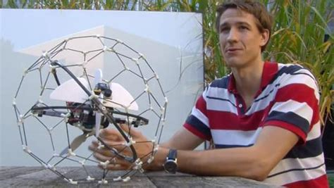 drone anti collision lights flyability gimball is an anti collision drone that has
