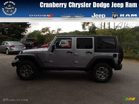 silver jeep rubicon 2014 billet silver metallic jeep wrangler unlimited