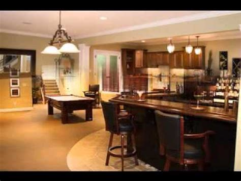Finishing Basement Ideas simple basement rec room ideas youtube