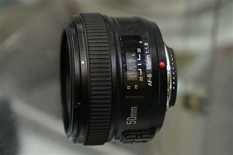 Yongnuo 50mm Nikon this is the upcoming yongnuo 50mm f 1 8 for nikon