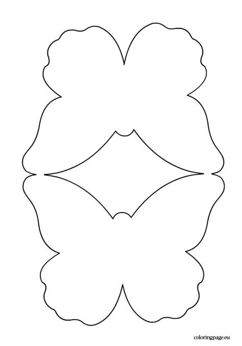 coloring card templates butterfly card template s day