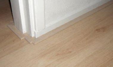 laminaat zonder plint moeten staande plinten echt weg bij leggen laminaat