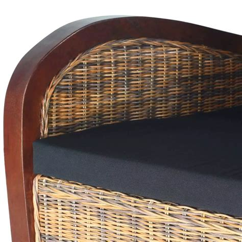 sillon ratan sill 243 n de rat 225 n tejido a mano tienda online vidaxl es