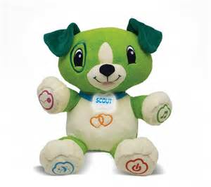 puppy pal leapfrog my puppy pal scout gadget show prizes