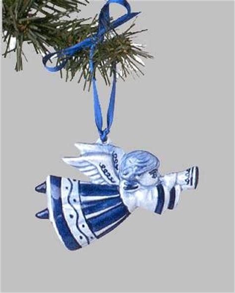 christmas ornaments delft blue and white galleria d arte rinascimento delft and antiques