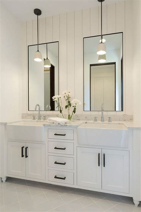 shiplap mirror bathroom shiplap wall mirrors bathroom with