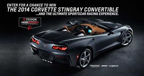 Win A Corvette Sweepstakes - reminder the race to win a corvette stingray sweepstakes closes tuesday corvette