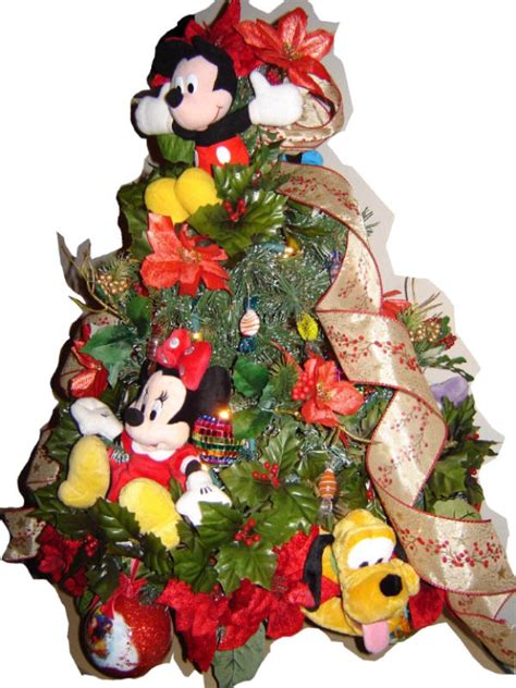royal holiday character christmas tree