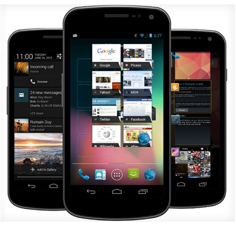 android jelly bean android jelly bean which phones and tablets will get it and when