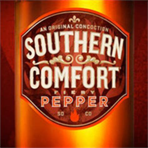 southern comfort pepper normally when the words burn and liquor are used together