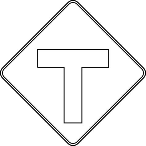 Free Coloring Pages Of Traffic Signs Traffic Sign Coloring Pages