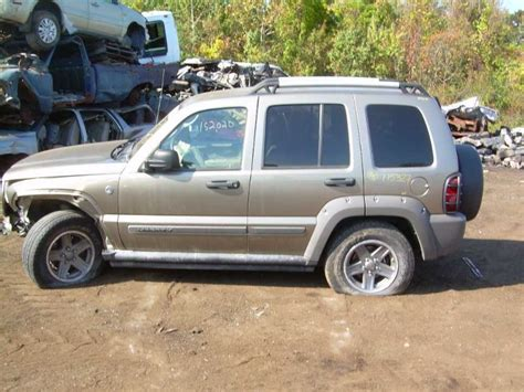 2005 Jeep Liberty Parts And Accessories Used 2005 Jeep Liberty Engine Accessories Liberty Ac