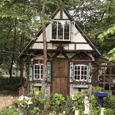 tudor terrace patio small tudor homes tudor style homebuilt shed showcase gardens english cottages and house