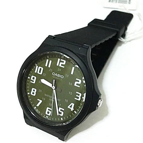 jual jam tangan casio mw 240 3b mw 240 3b analog