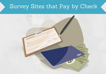 Survey Websites That Pay - survey sites that pay by check featured paidfromsurveys com